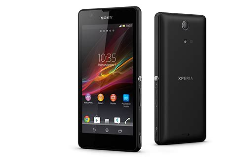the new xperia™ zr waterproof* smartphone with superior