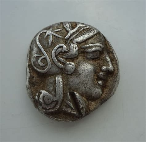athens silver antiquity attica silver tetradrachm of the city of athens struck in 449 413 bc