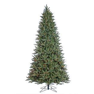 donner blitzen christmas ttrees donner blitzen 9 pre lit montana fir tree