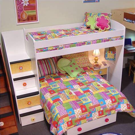 girls twin loft bed best 25 twin bunk beds ideas on pinterest girls bunk