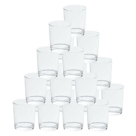 Hohe Kerzenhalter by Teelichthalter Hohe Teelichtgl 228 Ser Klar 40mm Teelicht