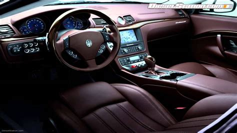 2009 maserati granturismo interior maserati hq wallpapers and pictures