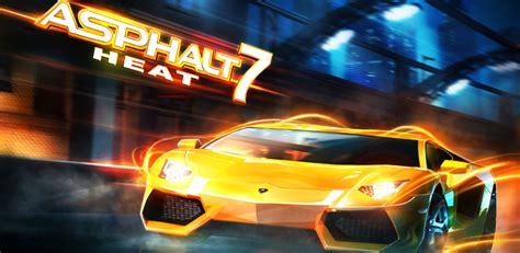 asphalt 7 heat v1 1 1 apk asphalt 7 heat hd v1 0 1 apk indir 220 cretsiz android oyunları