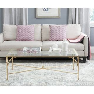 safavieh inga gold coffee table 25 best ideas about gold coffee tables on