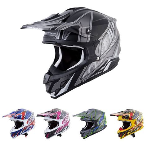 scorpion motocross helmets 52 best scorpion exo helmets images on
