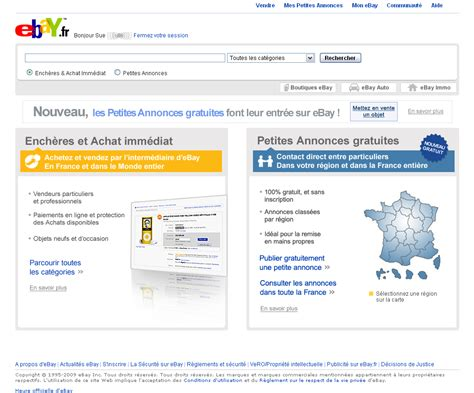 sellers ebay ebay france gives private sellers free auction listings