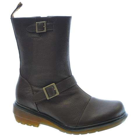 Sepatu Dr Martens Low Leather 05 dr martens karin brown womens boots ebay