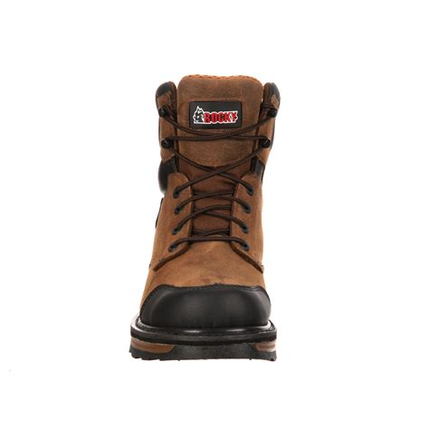 puncture resistant work boots rocky elements wood puncture resistant work boot rkyk079
