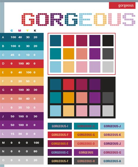 website colour combinations gorgeous color schemes color combinations color palettes for print cmyk and web rgb html