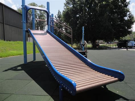 swings for disabled kids improved playgrounds and ball fields allow disabled kids