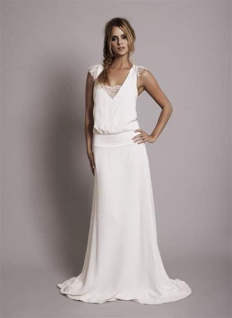 Robe Longue Pour Mariage Boheme - robe de cocktail style boheme chic