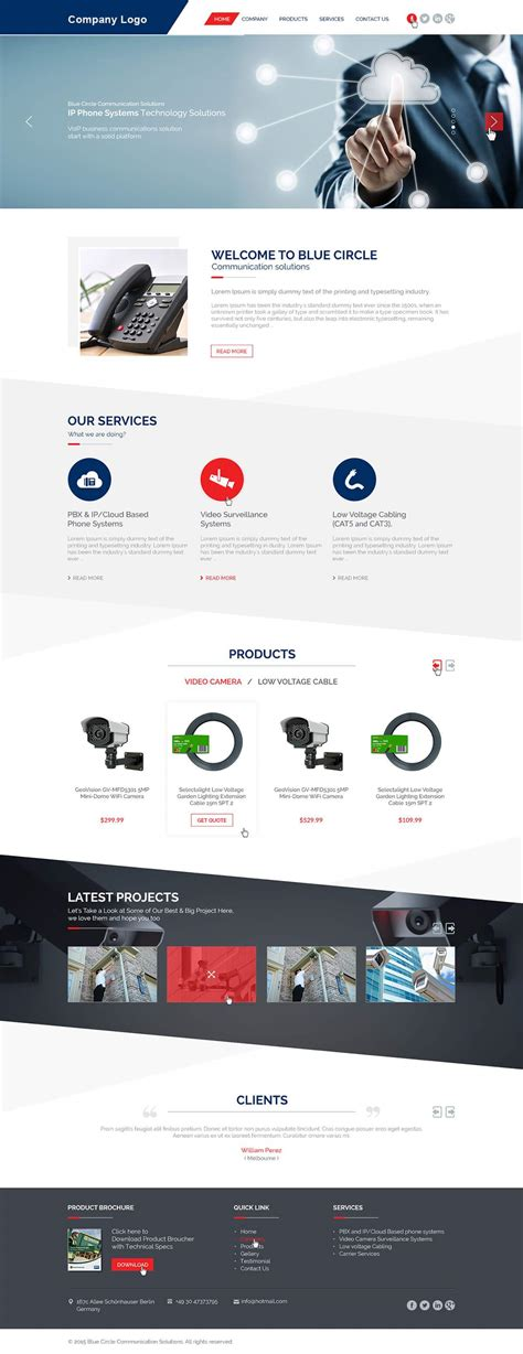 small business website template small business website template ved web services