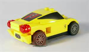 Lego 458 Italia With Tomica Lego 30194 458 Italia