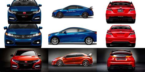 Avis Car Types Usa by 2016 Usa Honda Civic Type R Renderings
