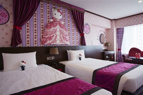 hello room keio plaza hotel tokyo offers hello doll in bell staff