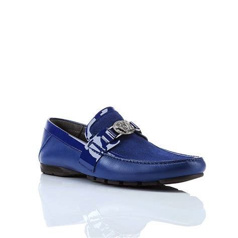 loafers winter versace introduces fall winter 2013 loafers collection