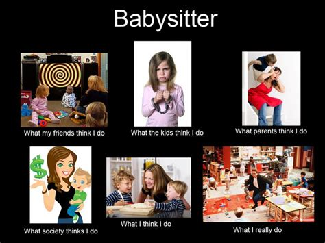 Babysitting Meme - 22 best babysitting images on pinterest baby sitting