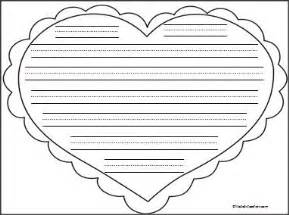 Heart Writing Paper Best Photos Of Heart Shaped Writing Paper Heart Shape
