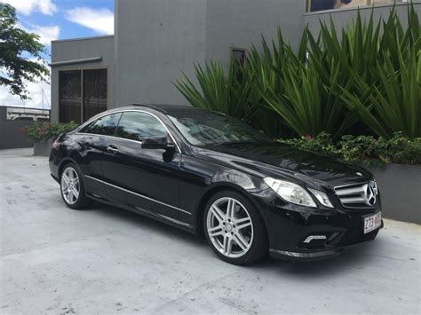 2010 mercedes e500 coupe