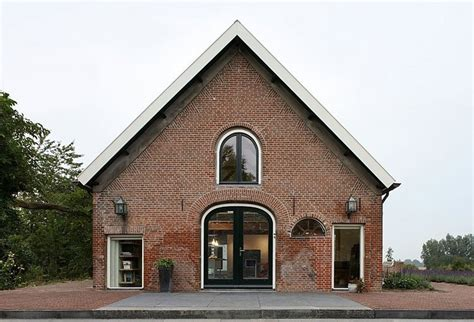 Beautiful Renovating A Barn Into A House #1: Authentic-netherlands-barn-renovated-into-rustic-style-farm-house-1.jpg