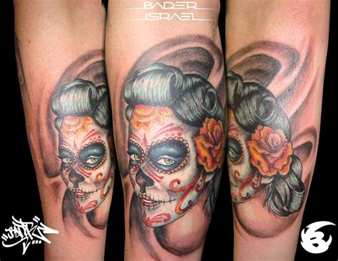 tattoo mexican 40 mexican skull tattoos