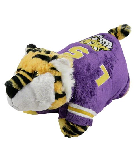 College Pillow Pets by Louisiana State Ncaa Pillow Pet Jo