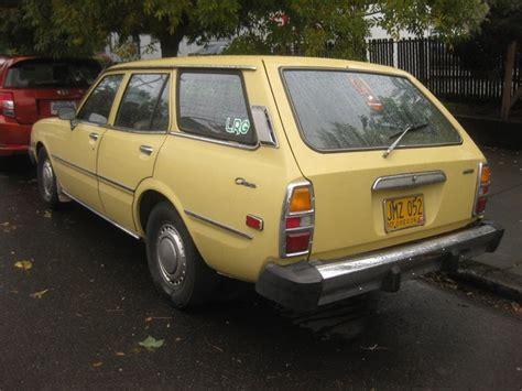 Toyota Corona Wagon Parked Cars 1977 Toyota Corona Wagon