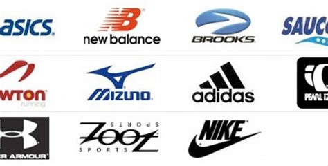 athletic shoes brands logos sports shoe brands style guru fashion glitz