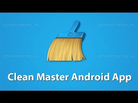 clean master antivirus for androids clean master boost antivirus android app review and tutorial