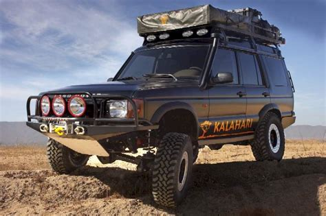 2004 land rover discovery off road discovery ii kalahari concept the land rover center