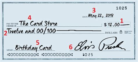 learn how to write a check without cents properly