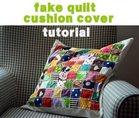 Pp Quilt Cover Cushion fia lotta jansson quilt cushion cover tutorial