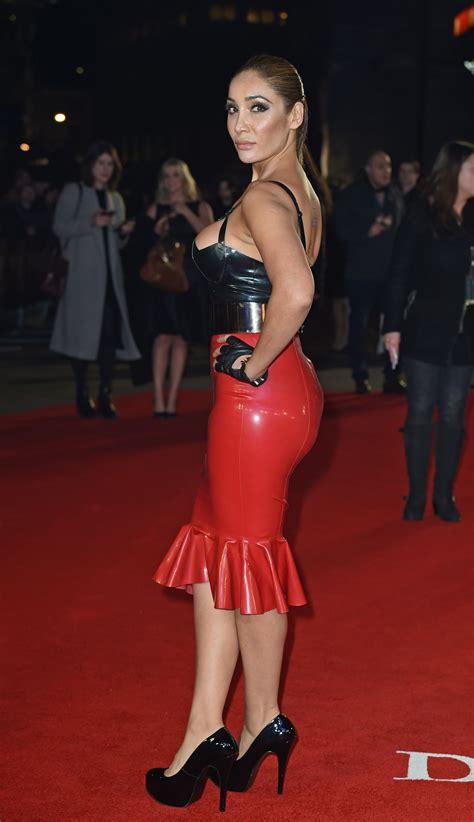 sofa hayat sofia hayat red carpet pics the danish girl premiere in