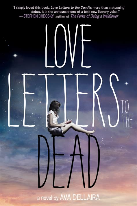 film love letter love letters to the dead by ava dellaira is optioned by
