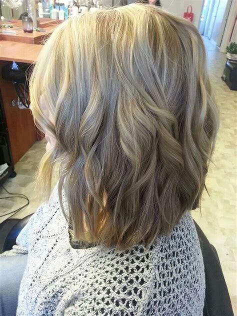 loose curls shoulder length hair loose curl shoulder length hair