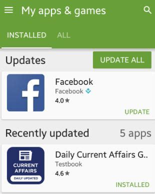 how to update android phone how to update apps android phone or tablet