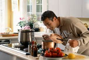 people who enjoy cooking at home live longer healthier