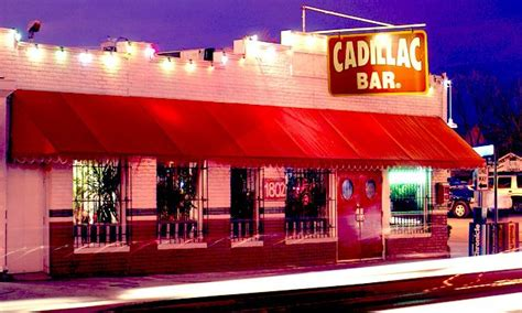cadillac bar houston tx cadillac bar place to go in houston