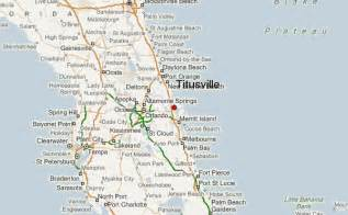 where is titusville florida on a map map titusville location guide