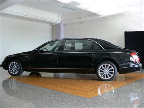 2009 maybach landaulet for sale on ebay autoevolution