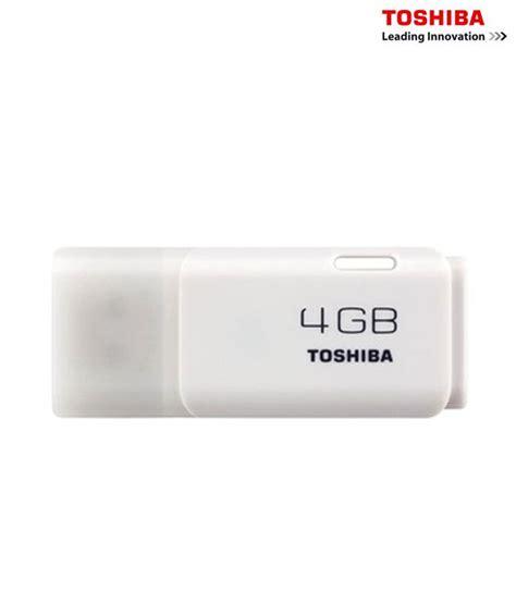 Sale Flash Disk Toshiba 4 Gb toshiba 4gb hayabusa pen drive white buy toshiba 4gb hayabusa pen drive white at low price