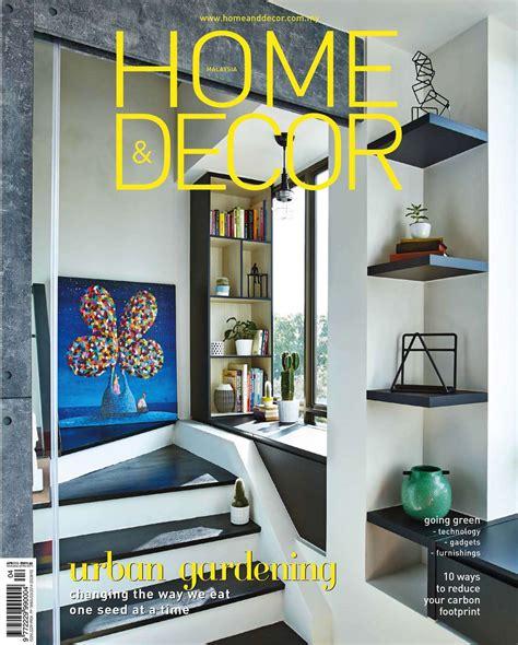 home interior design magazine malaysia home decor malaysia magazine april 2016 home interior
