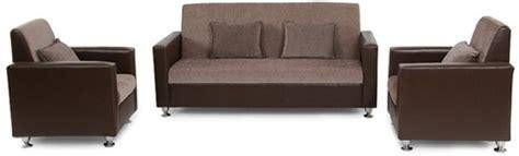 Flipkart Sofa Set by Westido Fabric 3 1 1 Brown Sofa Set Price In India