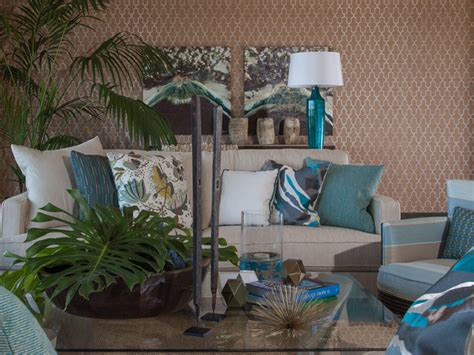 Tropical Living Room Decorating Ideas Four Seasons Vacation Home Tropical Living Room Hawaii By Henderson Design