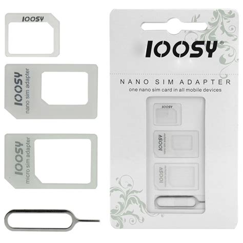 Sim Card Adapter Nano Micro Pin nano sim card micro sim adapter standard sim card adapter eject pin key for iphone 7 6 6s