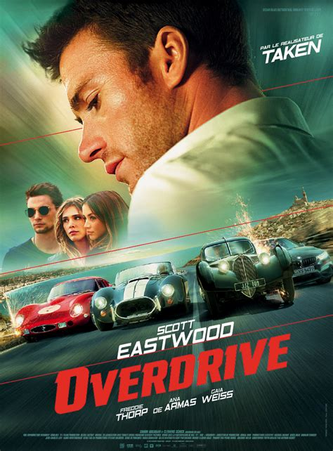 drive movie 2017 overdrive film 2017 allocin 233