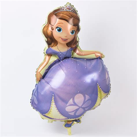 Balon Foil Princes Sofia By Esslshop2 sofia the supershape foil balloon partyspot