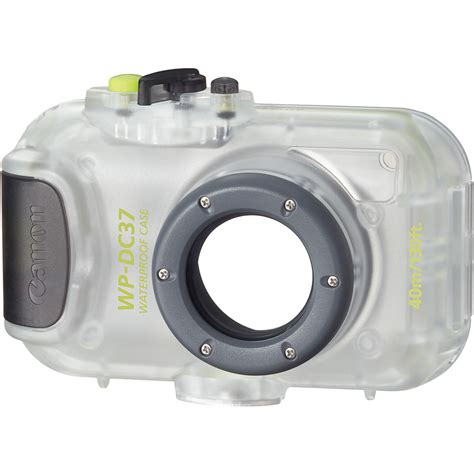 underwater housing for canon canon wp dc37 underwater housing for canon powershot 4265b001