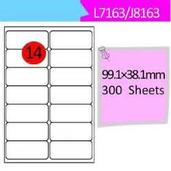 Template For Labels 14 Per Sheet by 300 Sheets 14 Label Per Sheet A4 Address Labels Avery