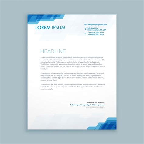 letterhead templates psd vector 30 best free letterhead design mockup vector and psd